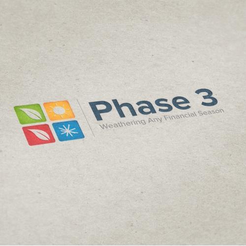 Logo for real estate business