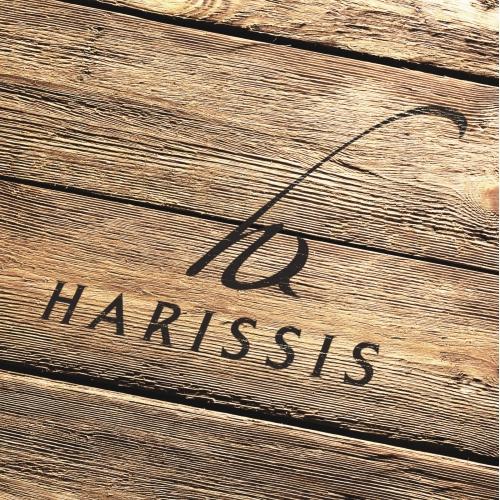 Harissis Logo Design